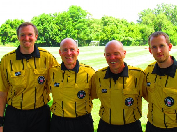BSL Cup 2017 - Referee Crew